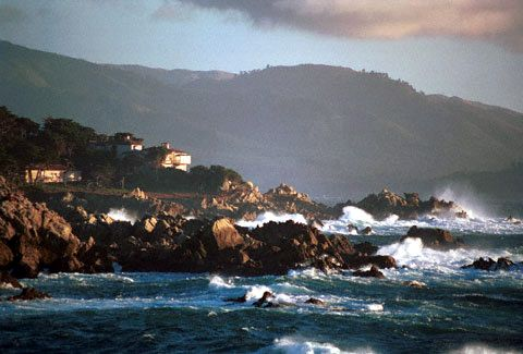 so, while you are at it, hit the famous 17 mile drive and get to see some of the most beautiful scenery in Cali!