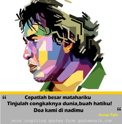 Quotes song Iwan Fals Galang Rambu Anarki