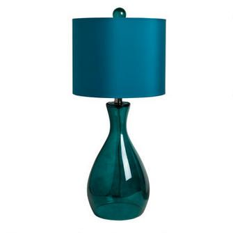 Mercer Table Lamp - Blue