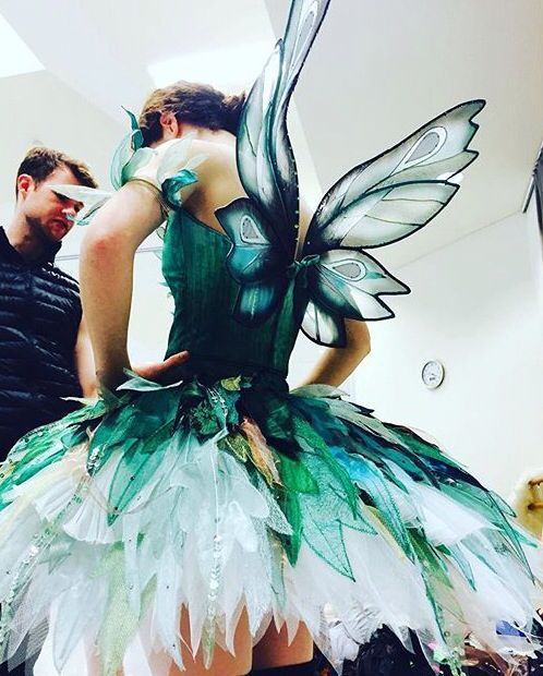 costume wings fairy faerie – #australian #costume …