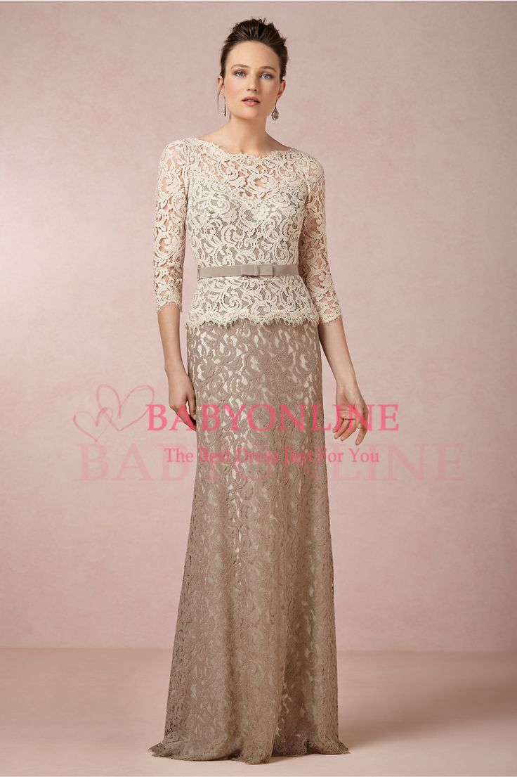 62 best images about mother of the bride dresses on for Lace dresses for weddings