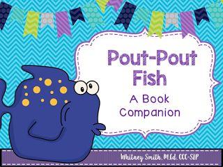 17 best ideas about pout pout fish on pinterest fish for Pout pout fish pdf