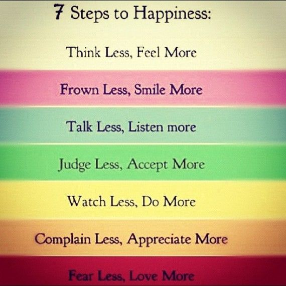 7-ways to HAPPINESS! Motivation Inspiration Workout Exercise Health Fitness Healthyliving