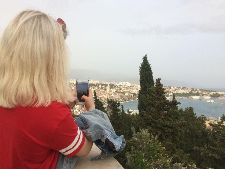 Marjan, Split, Croatia