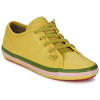 Modisch und sportlich ist dieser #sneaker von @Camper - und passt farblich perfekt zur #wm! #damenschuhe #mode