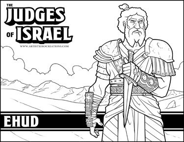 the judges of the bible coloring pages great for your vbs sunday school or - Gideon Bible Story Coloring Pages