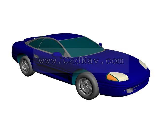 Mitsubishi 3000 Gt 3d Model 3ds Max 3ds Files Free Download Modeling 1723 On Cadnav Mitsubishi 3000 3d Model Car 3d Model