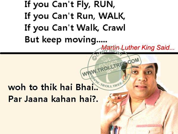 Share your Remark on the #trolls, Hindi #Jokes, #Punjabi Jokes, Funny #pictures & jokes, Spectacular Silly jokes. Get all updates of modern Hindi & Punjabi #joke & other #Humorous troll only on @ www.trolltree.com Funny #English ( #Bollywood ) Trolls : The #Final #Target