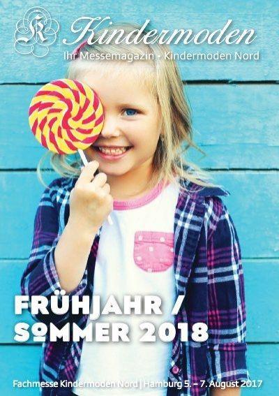 Der offizielle Katalog zur Kindermoden Nord Messe vom 5. - 7. August 2017 in der MesseHalle Hamburg-Schnelsen. Als erweiterte online