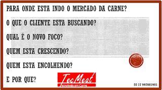 TecMeat: O NOVO MERCADO DA CARNE