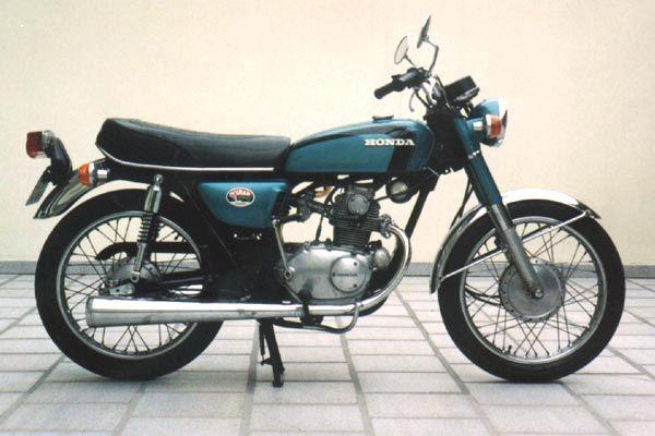 Honda 125 K5