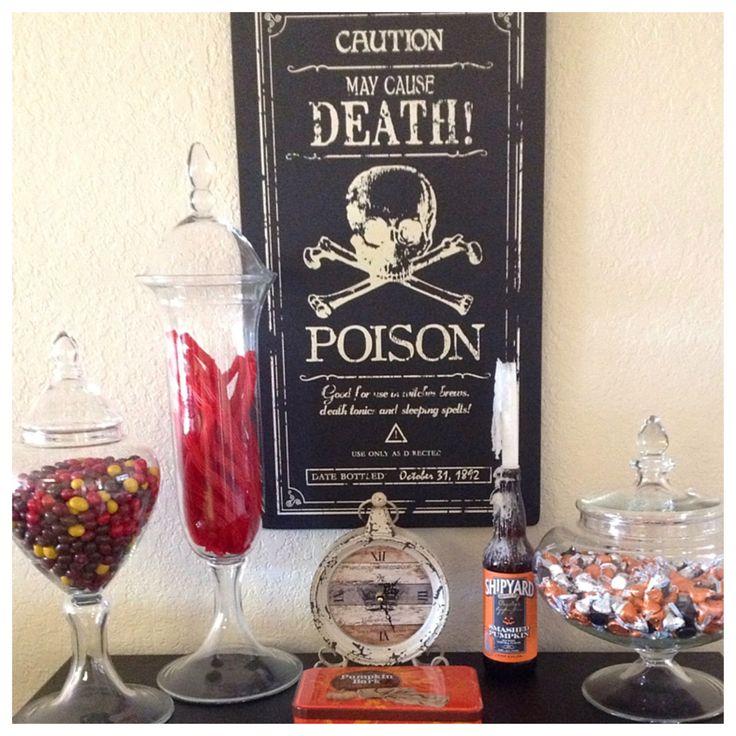 1000+ Ideas About Halloween Kitchen Decor On Pinterest
