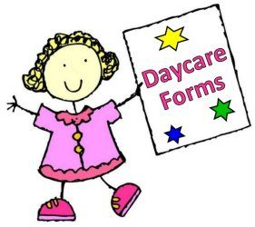 Best 25 Daycare Forms Ideas On Pinterest Childcare