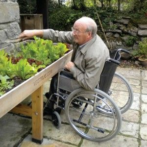 17 best images about adaptive gardening on pinterest for Gardening tools for disabled