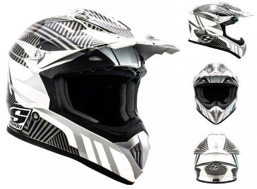Casco motocross SX-419 Speed titan