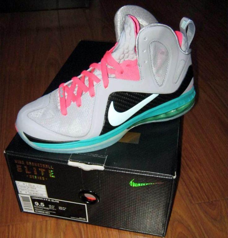 LeBron 9 Elite Basketball shoes please?