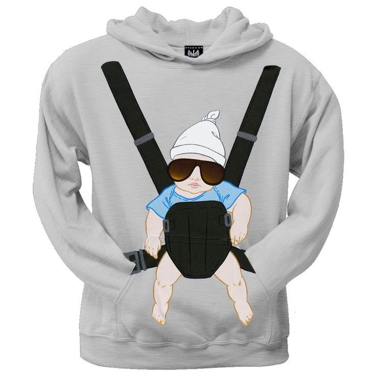 The Hangover - Baby Carrier Hoodie
