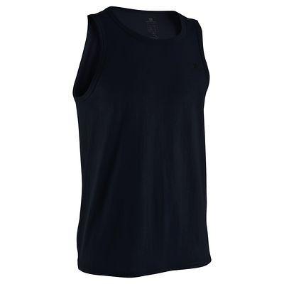 4€ Débardeur Vêtements - Débardeur cardio respirant DOMYOS - Sports BLACK