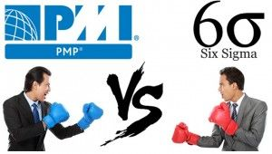Which course needs to take six sigma or PMP? Here is the article which explains benefits of both courses.