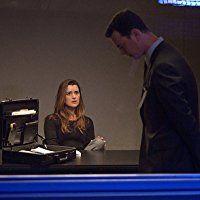 Colin Hanks and Cote de Pablo in NCIS: Naval Criminal Investigative Service (2003)