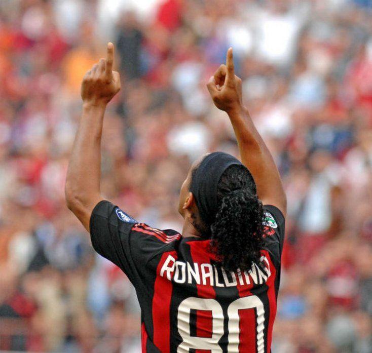 Ronaldinho carta niño