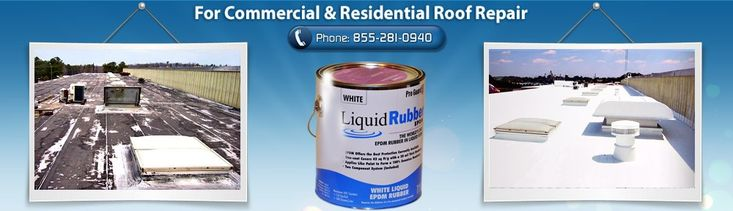 EPDM roofing solution is the easiest and long lasting solution for dirty guide to basic roof repairs. #LiquidRoofRepair, #LiquidRoofRepairCoatings,#LiquidRoofRV  http://www.epdmroofers.com/blog/2014/07/a-down-and-dirty-guide-to-basic-roof-repair/