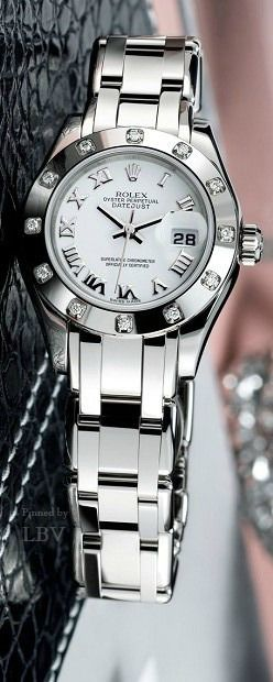 Rolex ♥✤Her Style: Lady-Datejust Goldust Dream Special Edition