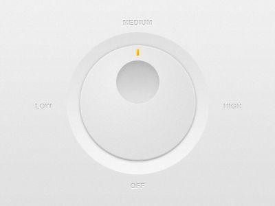 Dial / Button