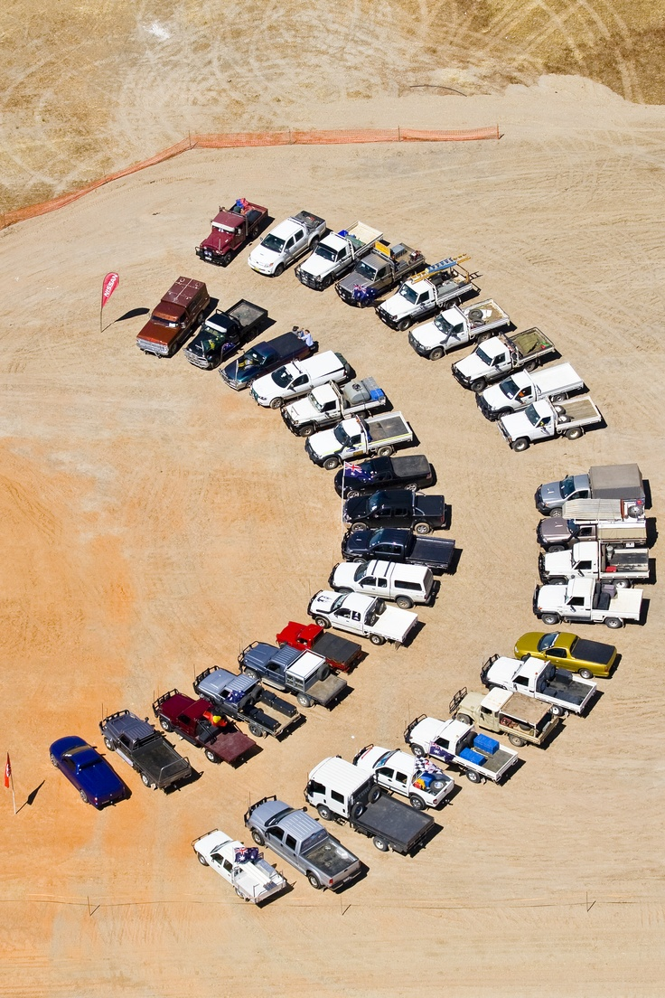 Event: Bedourie Outback Ute and Travellers Muster, Outback Queensland (7 - 8 September 2012)