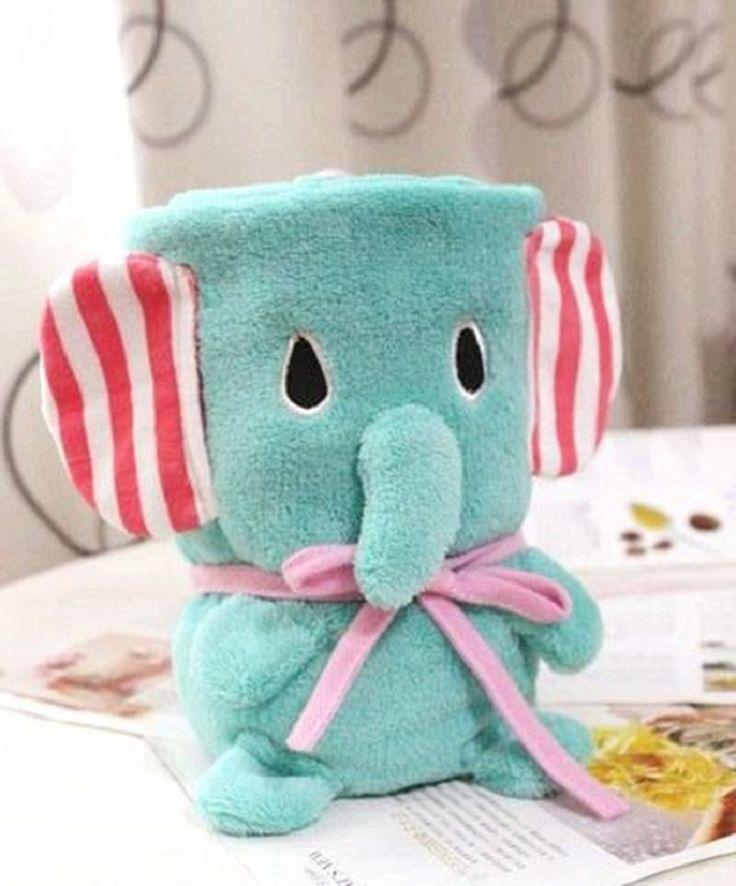 Coral Fleece Baby Blanket Newborn Baby Bedding Set Swaddle Wrap Tapete Infantil Cobertor Bebe Animal Manta 75*95cm 300g KF009