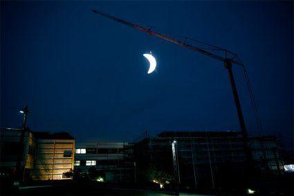 Księżyc raz odwiedził... :: Magazyn Akademia Sztuki :: Sztuka Design Architektura :: Inspiracje