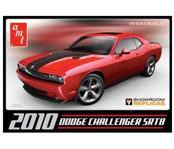 Scalehobbyist.com: 2010 Dodge Challenger SRT8 by AMT Models