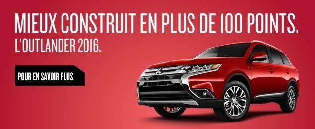 Ste-Foy Mitsubishi | Concessionnaire automobile Mitsubishi