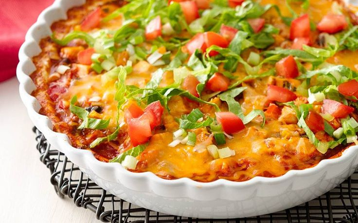 The key to this dish is the homemade red enchilada sauce! It is so much better than anything you can buy in the can and super easy to make! YES, you need t