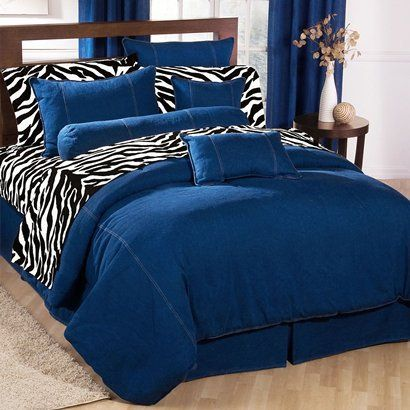 31 best images about wing mountain ranch on pinterest for Denim bedroom ideas