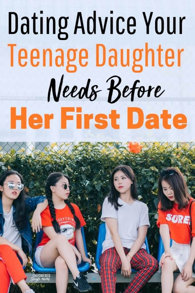 online dating advice for teens without kids mom