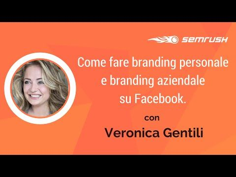 Strategie di promozione su Facebook: branding personale vs. branding aziendale…