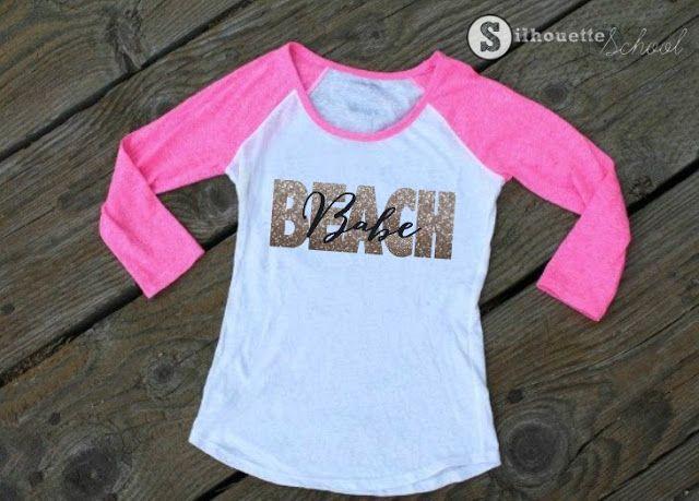 45 Best Beach Htv Ideas Images On Pinterest Silhouette
