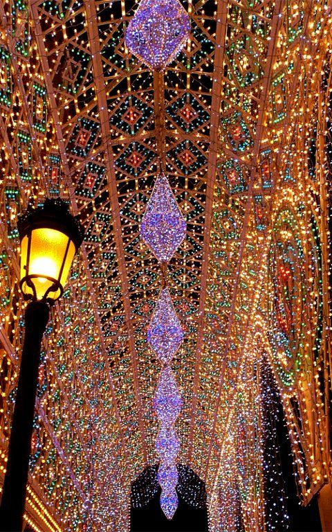 .~Christmas in Valencia, Spain (by Angel Salom on Flickr)~. @adeleburgess