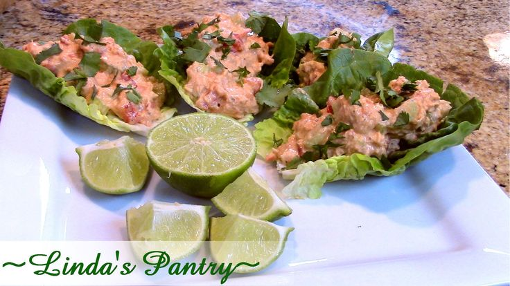 Chicken Lettuce Wraps From The Home Canned Pantry With Linda's Pantry ...