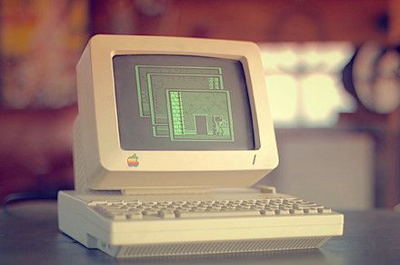 Apple II recently got its first operating system update in 23 years