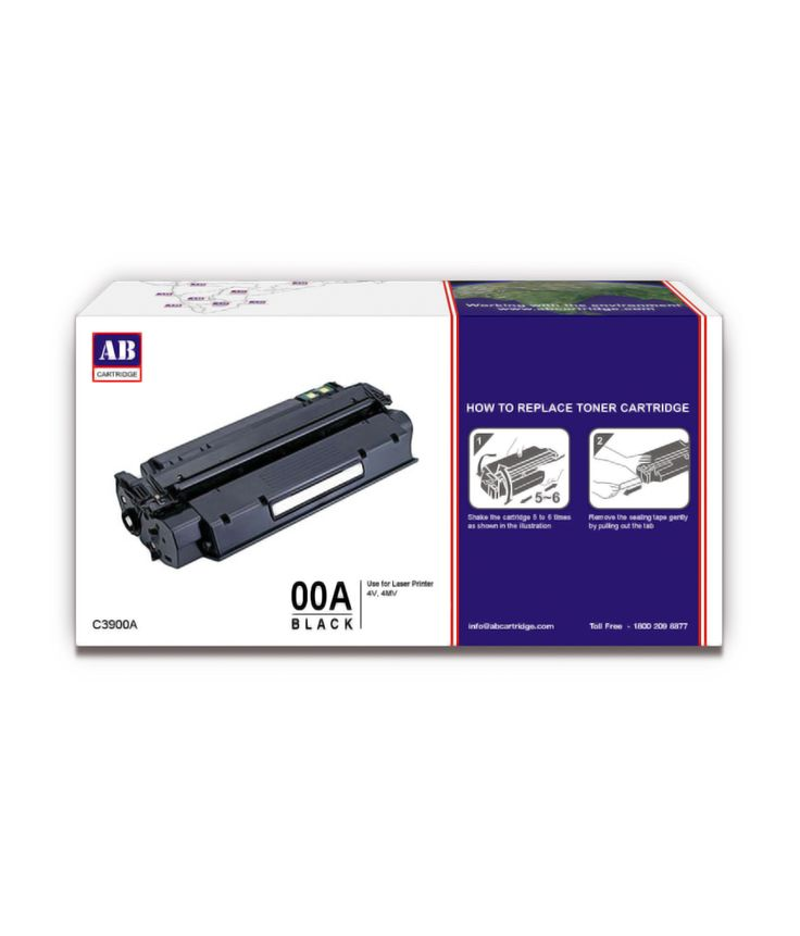 Loved it: AB 00A Black Toner Cartridge / C3900A HP 00A Black Toner Compatible / For HP LaserJet 4V, 4MV, http://www.snapdeal.com/product/ab-cartridge-00a-black-toner/1535798029