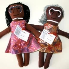 Aboriginal Girl & Elder Set These dolls are beautifully handmade that are ideal for kids to learn about Australias indigenous people and their dynamic culture Eac. Please Click the image for more information.