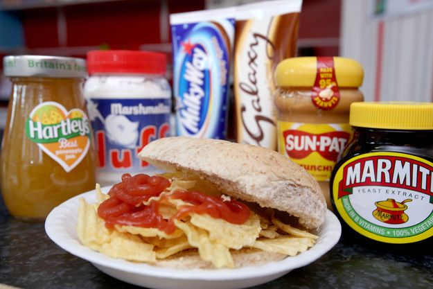 Mr Crisp is England's first crisp sandwich shop. | A Shop That Specializes In Crisp Sandwiches Has Opened In Yorkshire