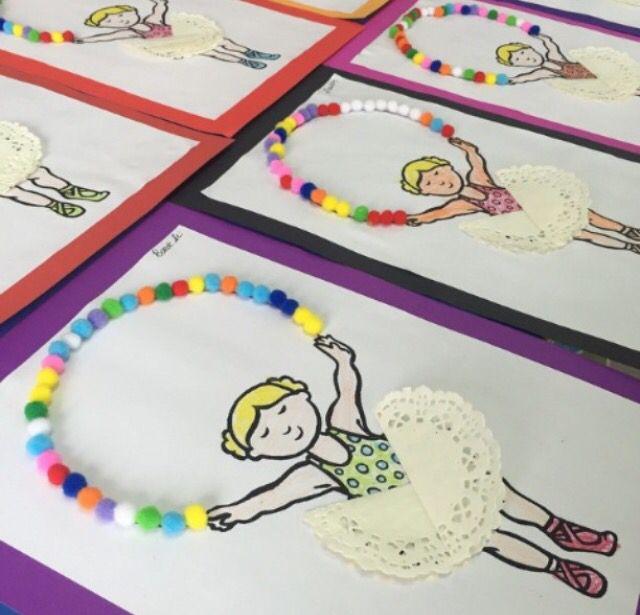 God ide til at øve gentagelser af mønstre (matematik) En klovn eller en ballerina Kunne pruge perleplade perler til det