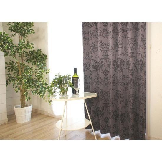 100サイズから選べるおしゃれな北欧デザインカーテンシリーズ - 100サイズ既製カーテン通販専門店 びっくりカーテン
