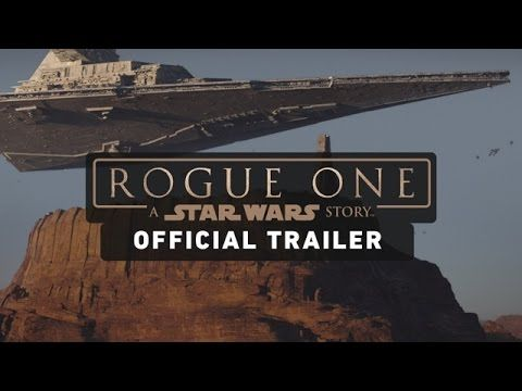 Watch the official trailer for Rogue One: A Star Wars Story, in which a group of unlikely heroes band together on a mission to steal the plans to the Death Star, the Empire's ultimate weapon of destruction. Rogue One: A Star Wars Story arrives in theaters