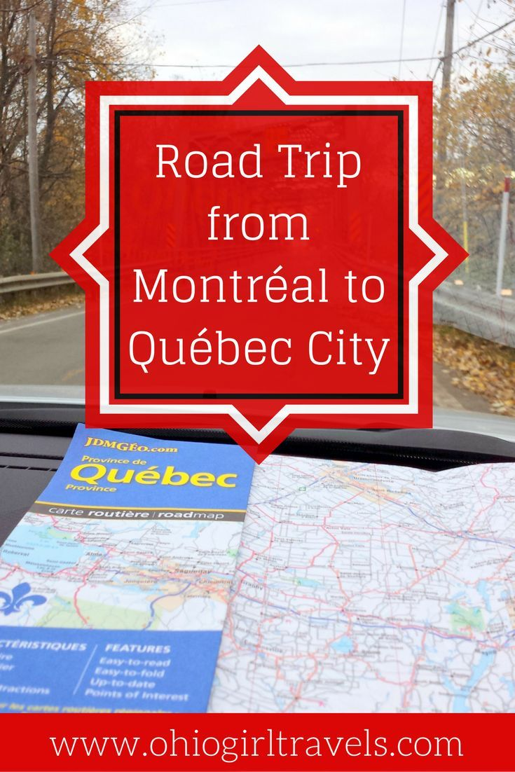 Are you planning a road trip from Montréal to Québec City? This post includes various routes to get you there, scenic stops to make along the way, and history about the historic road connecting the two cities. Be sure to read it before you trip and save it to your travel board when you're done reading!