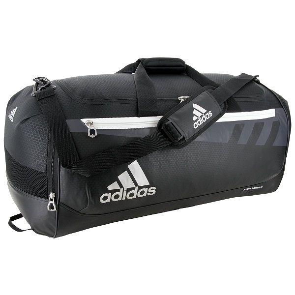 Adidas_Team_Issue_Duffle_Duffel_Bag_Sports_Equipment_MMA_MMAGateway_UFC_Boxing_Jiu-Jitsu Review