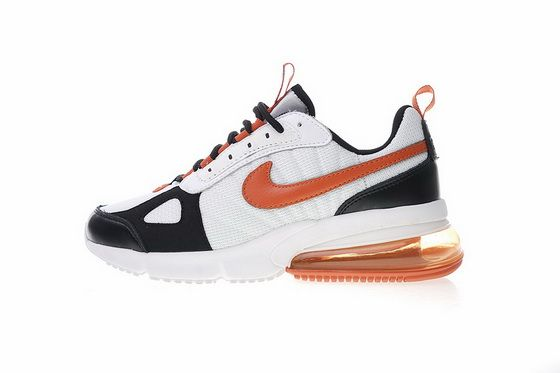 the latest ccd7f 4f23a Nike Air Max 270 Futura Ao1569006 Black Orange Popular Sneaker